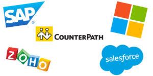 Counterpath Brio CRM Integrations