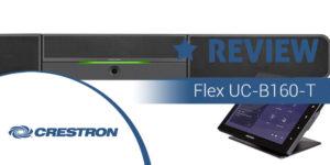 Crestron Flex UC-B160-T