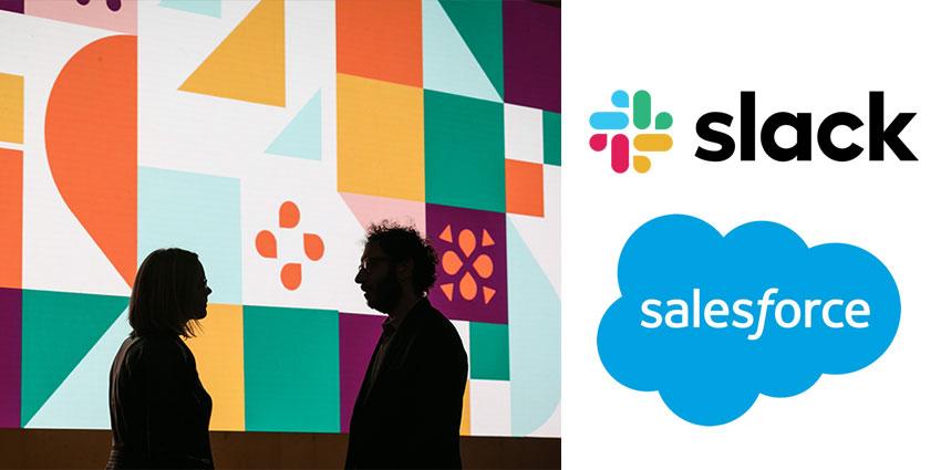 Slack Salesforce Frontiers London