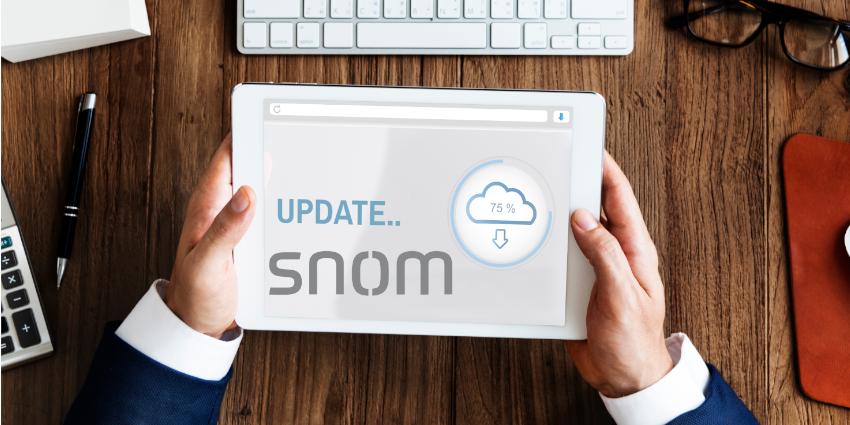 Introducing Snom Velocity, a Firmware Evolution
