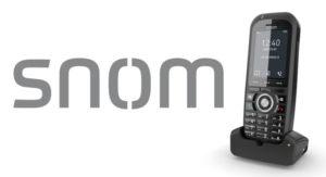 Snom M Series DECT