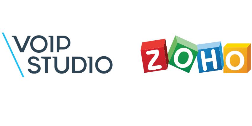 VoIPstudio Announces Zoho Integration