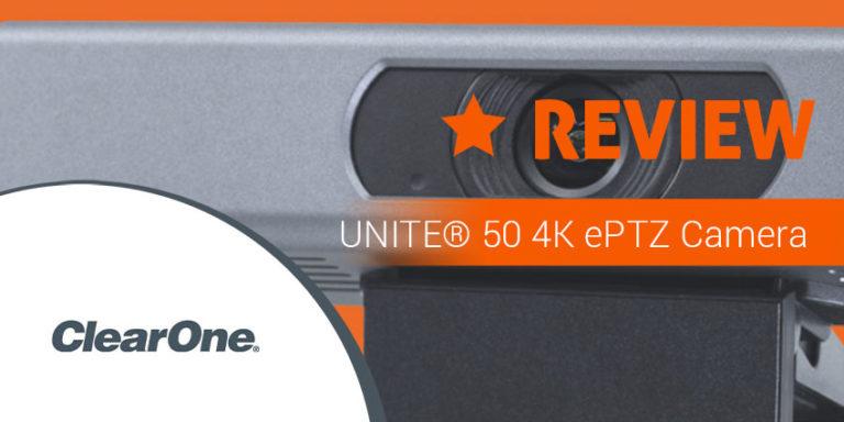 Clearone Unite 50 Review