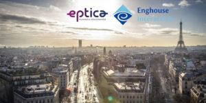 Eptica Enghouse Partnership