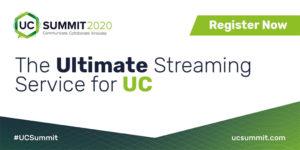 Streaming Service UC Summit