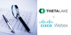 Theta Lake Compliance Cisco Webex