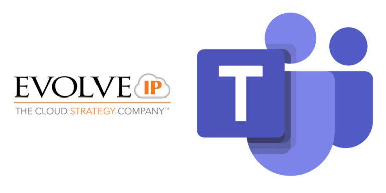 EvolveIP Microsoft Teams Voice2Teams