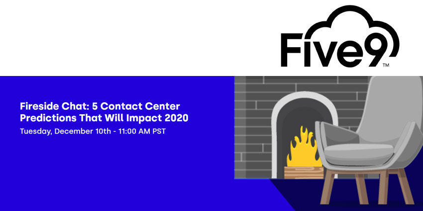 Join Five9's Live Webinar for Contact Center Predictions
