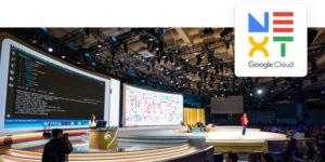 Google Cloud Next 19 London