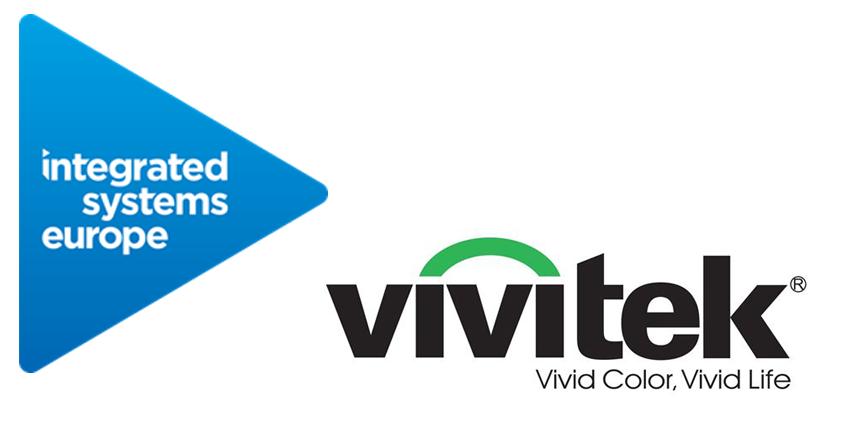 Delta Display Solutions and Vivitek Prep for ISE 2020