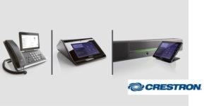 Crestron Commercial AV UCaaS