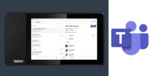Lenovo-ThinkSmart-View-Microsoft-Teams