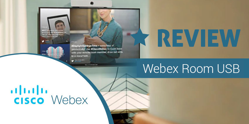 Cisco Webex Room USB Review: Small but Mighty