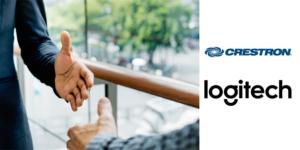 Crestron-Logitech-Partner-ISE-2020
