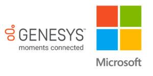 Genesys-Microsoft-Partnership