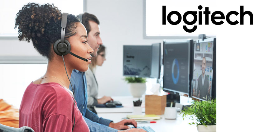 Logitech Delivers New Zone Wired Headset
