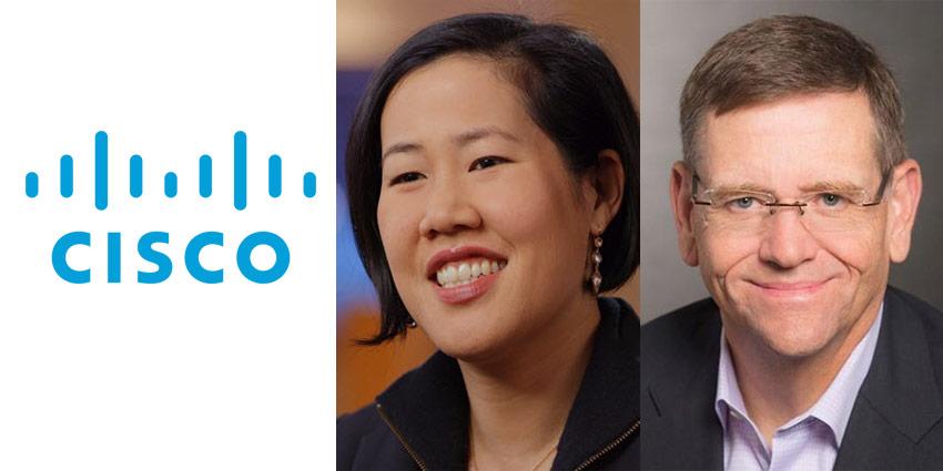 Cisco Loses Two Top Executives