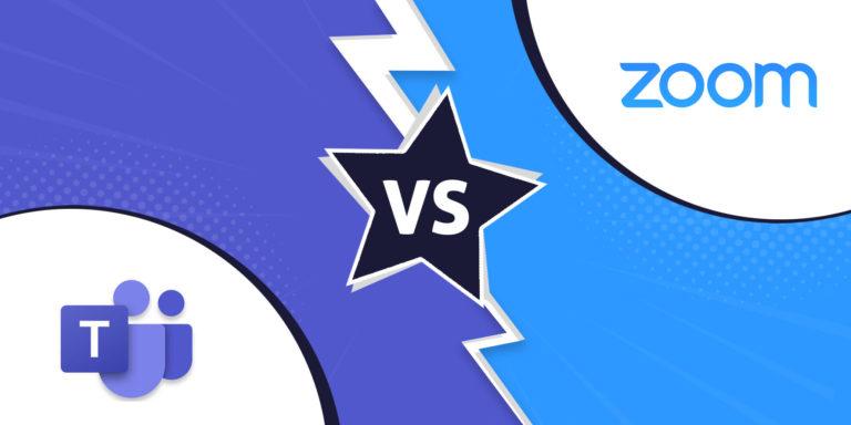 Microsoft Teams vs Zoom