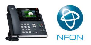 NFON-Yealink-2fa-Security