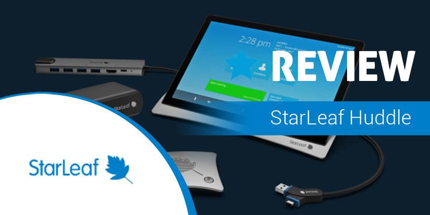 StarLeaf Huddle Review: Simple Collaboration Hubs