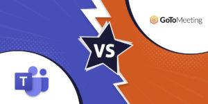 MS teams vs gotomeeting