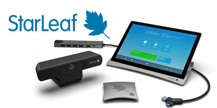 StarLeaf Enhances Huddle Room Meetings