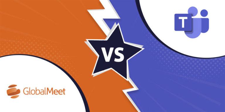 Globalmeet-vs-Microsoft-Teams