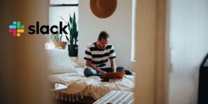 Slack UK COVID-19 WFH Stats