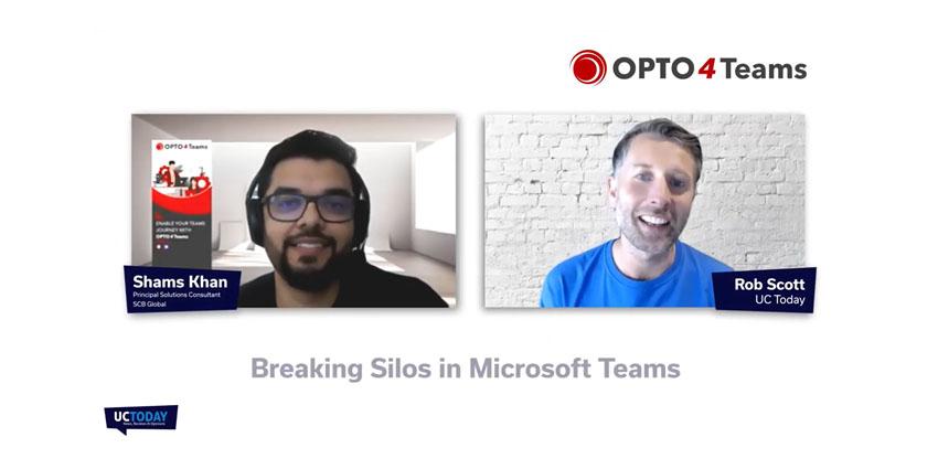 Breaking Silos in Microsoft Teams