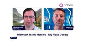 Microsoft Teams July update