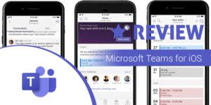 Microsoft Teams for iOS