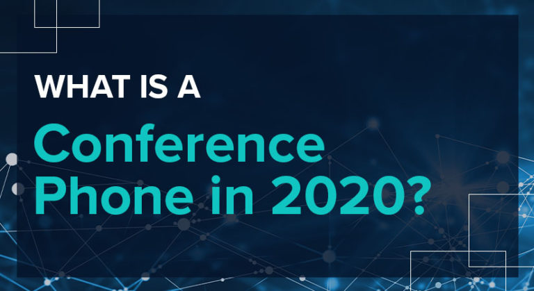 What is a conference phone