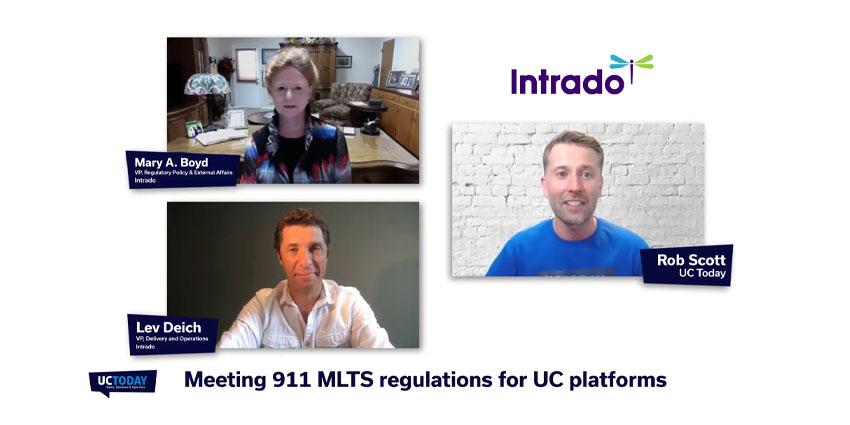 Meeting 911 MLTS Regulations for UC Platforms