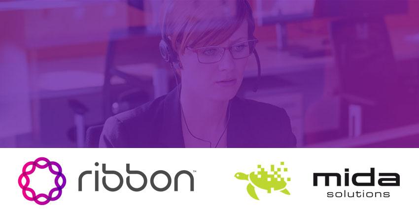 Ribbon Communications Partners with Mida C3