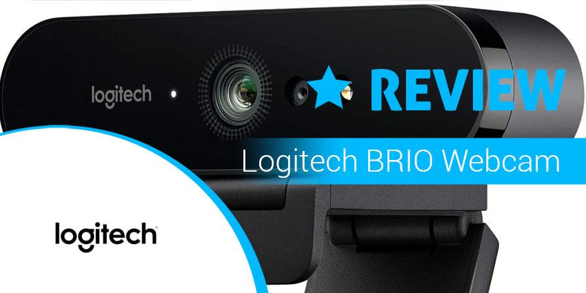 Logitech BRIO Webcam Review: Flexible by Design
