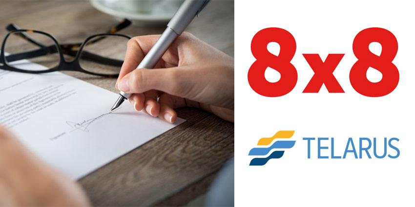 8×8 Announces Partner Expansion with Telarus