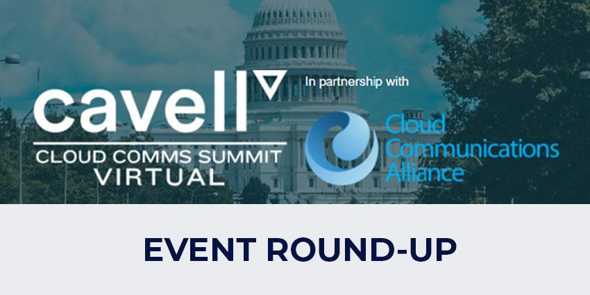 Cloud Comms Summit 2020 Digital Event Wrap Up