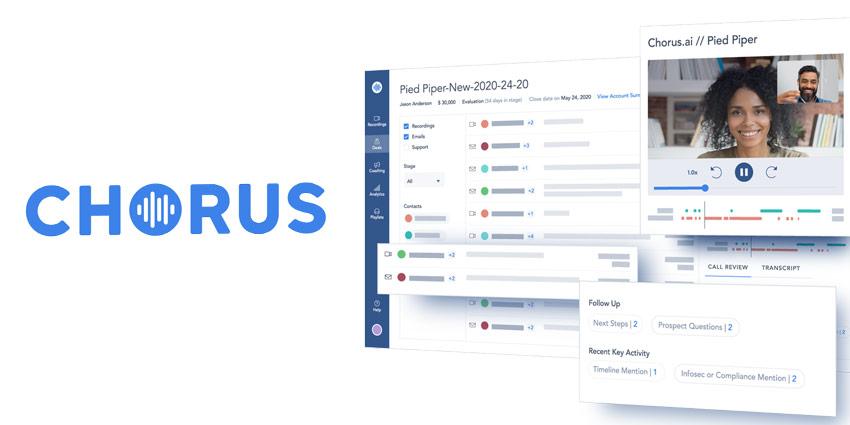 Chorus.ai Launches Amazing Outcome-Based Analytics