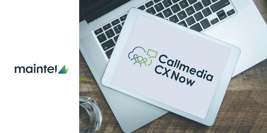 Maintel Introduces Callmedia CX Now
