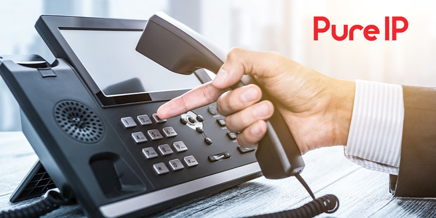 A Frictionless Journey to VoIP