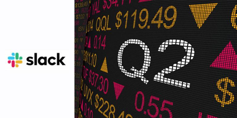 Slack Q2 Earnings