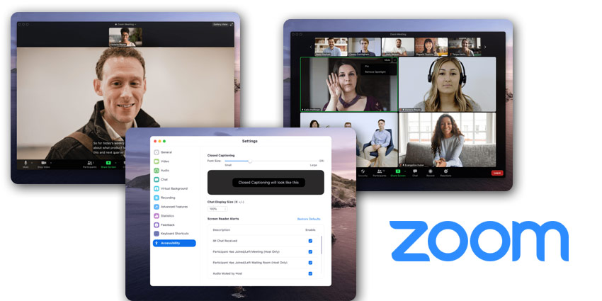 Zoom Promises Happier Meetings for Everyone