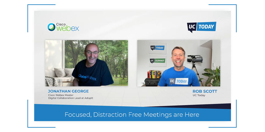 Focused, Distraction Free Meetings are Here
