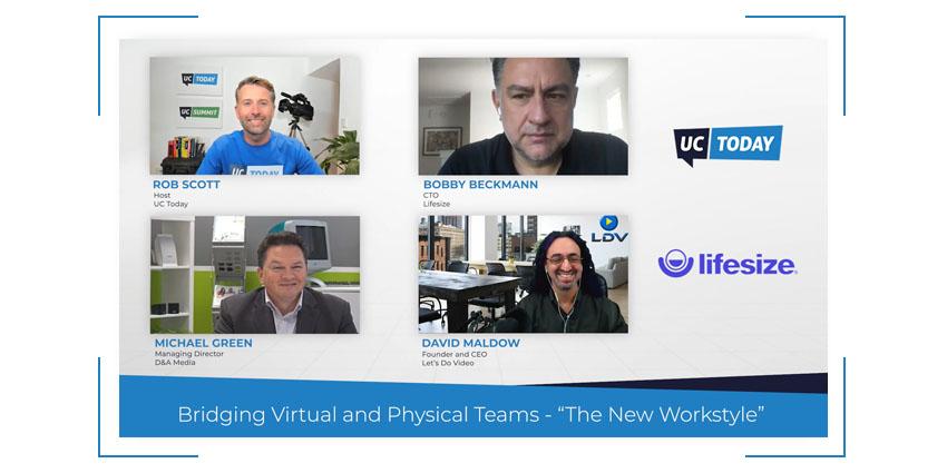 Bridging Virtual and Physical Teams