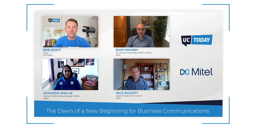 The Dawn of a New Beginning for Business Communications