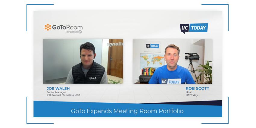 GoTo Expands Meeting Room Portfolio