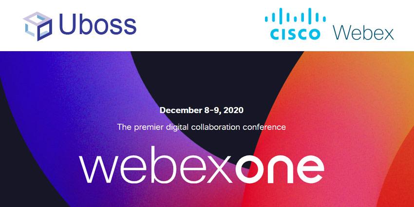 Uboss to Launch Webex Teams Integration