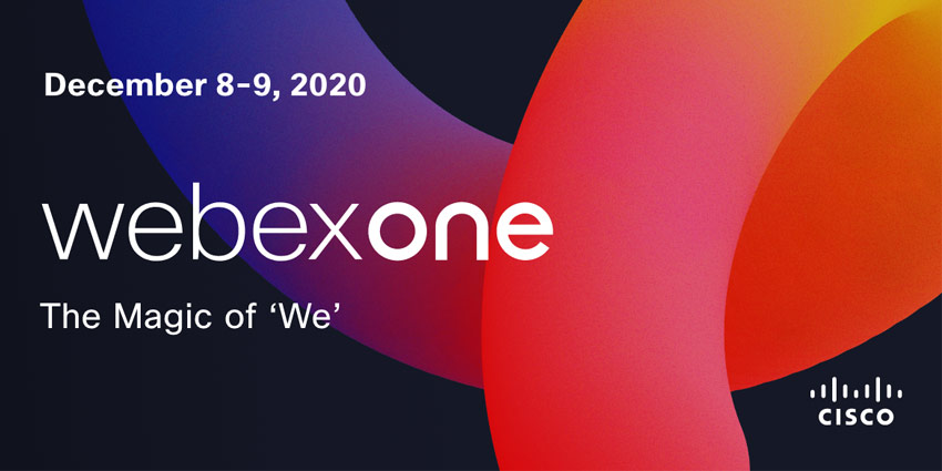 Cisco Launches Plethora of New Webex Features at WebexOne