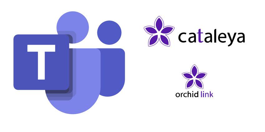 Cataleya Orchid SBC Earns Microsoft Teams Approval