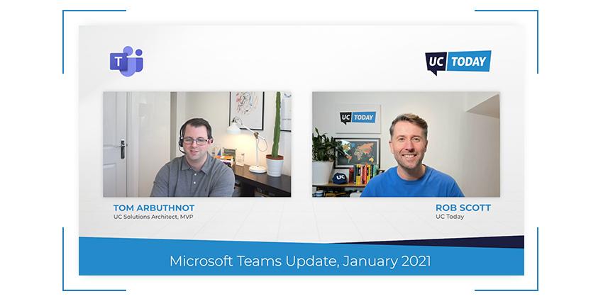 Microsoft Teams Predictions 2021